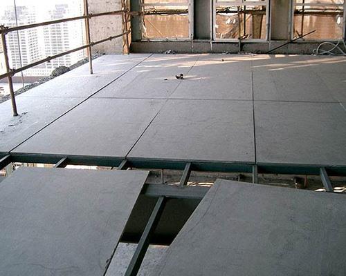 LOFT钢结构楼层板